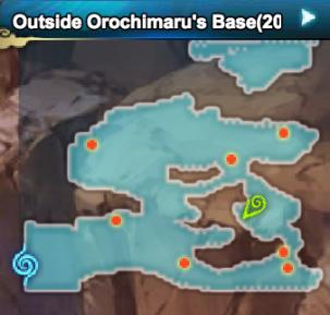 DM - Orochimaru's Base2